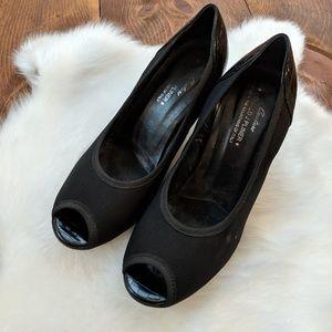 Donald J. Pliner • Black Heels [Shoes]